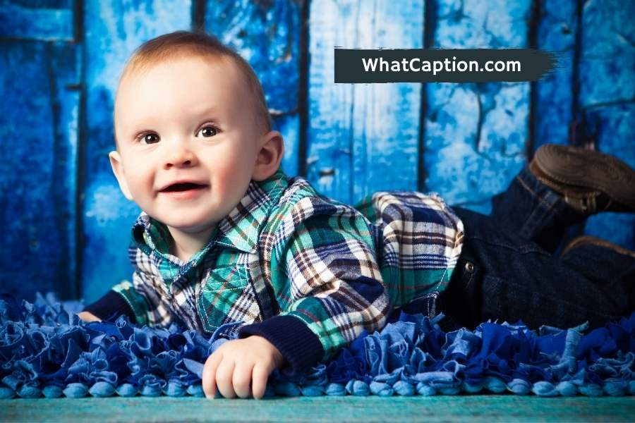 11 Month Old Baby Captions