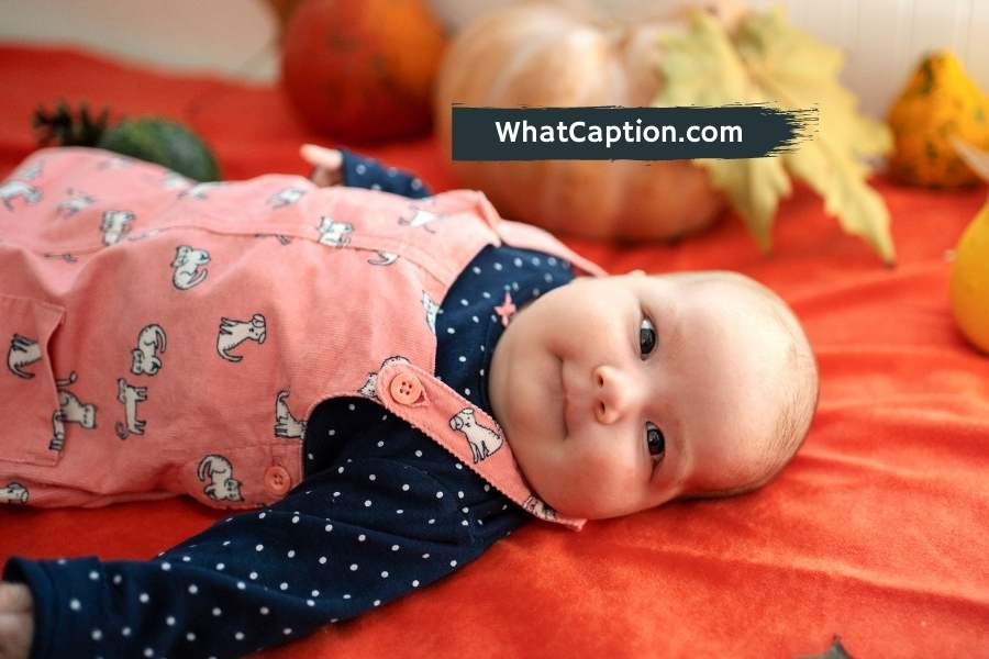 3 Month Old Baby Captions