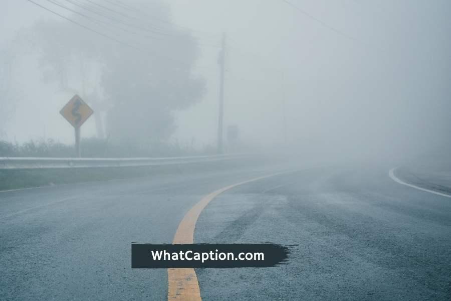 Fog Captions for Instagram