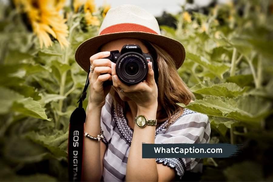 Photographer Bio for Instagram
